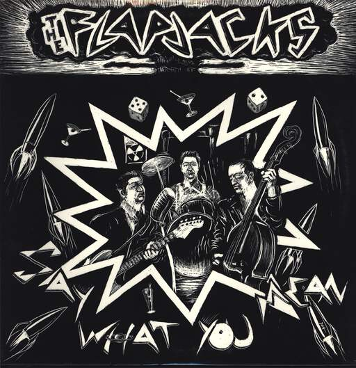 Flapjacks: Say What You Mean, LP (Vinyl)