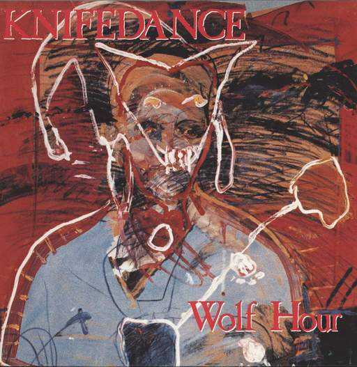 Knifedance: Wolf Hour, LP (Vinyl)
