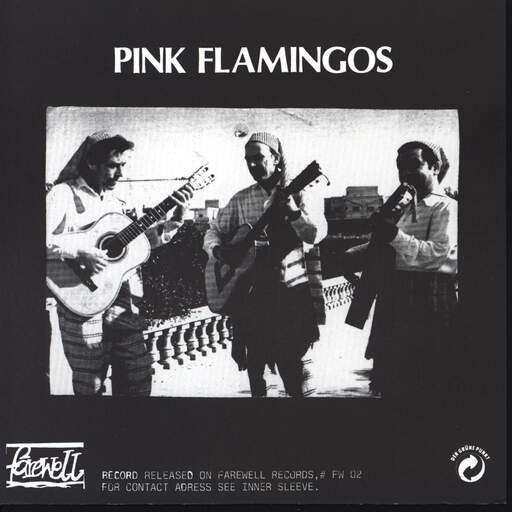 "Pink Flamingos: Pink Flamingos, 7"" Single (Vinyl)"