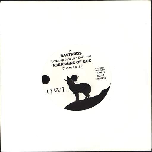 "Various: Howl 7, 7"" Single (Vinyl)"