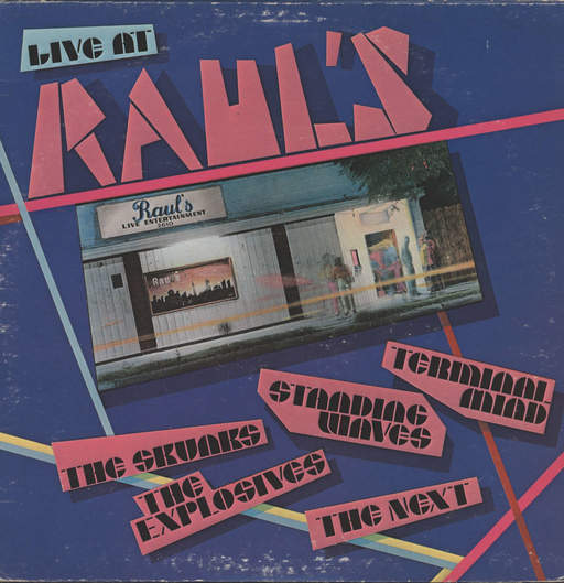 Various: Live At Raul's, LP (Vinyl)