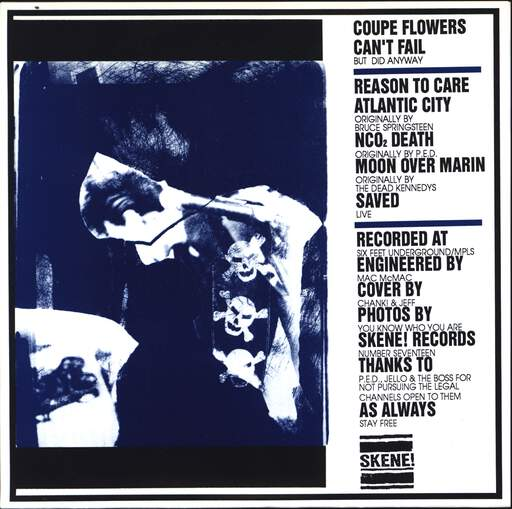 "Sticks and Stones: Coupe Flowers Can't Fail, 7"" Single (Vinyl)"