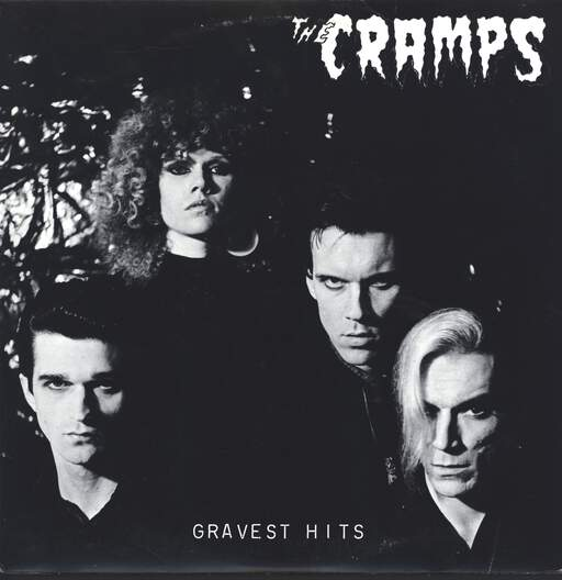 "The Cramps: Gravest Hits, 12"" Maxi Single (Vinyl)"