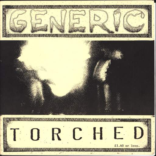 "Generic: Torched, 7"" Single (Vinyl)"