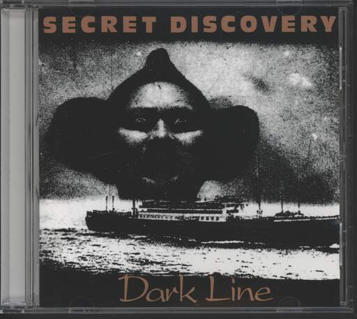 Secret Discovery: Dark Line, CD