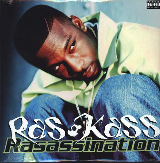 Ras Kass: Rasassination, LP (Vinyl)