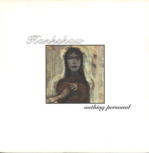 Hankshaw: Nothing Personal, LP (Vinyl)