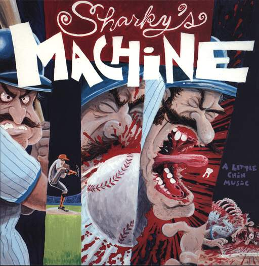 Sharky's Machine: A Little Chin Music, Mini LP (Vinyl)