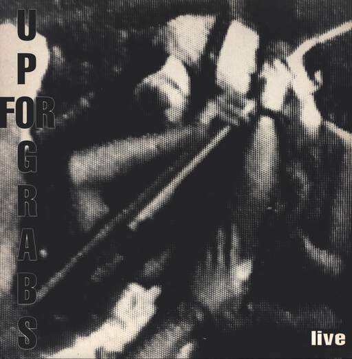 Various: Up For Grabs Live, LP (Vinyl)
