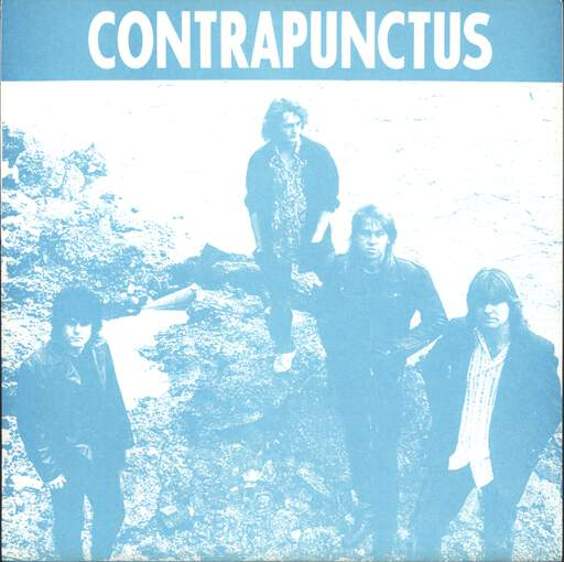 "Contrapunctus: Two Legs, 7"" Single (Vinyl)"