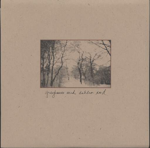 "Greyhouse: Split EP, 7"" Single (Vinyl)"