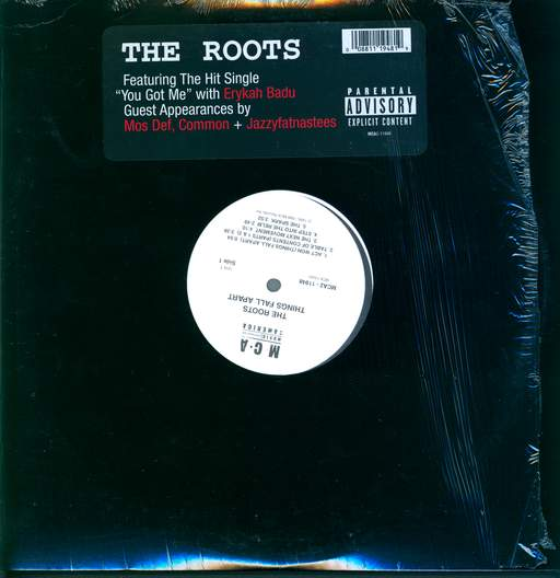 The Roots: Things Fall Apart, LP (Vinyl)