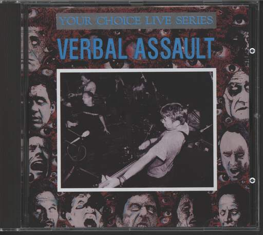 Verbal Assault: Your Choice Live Series 004, CD