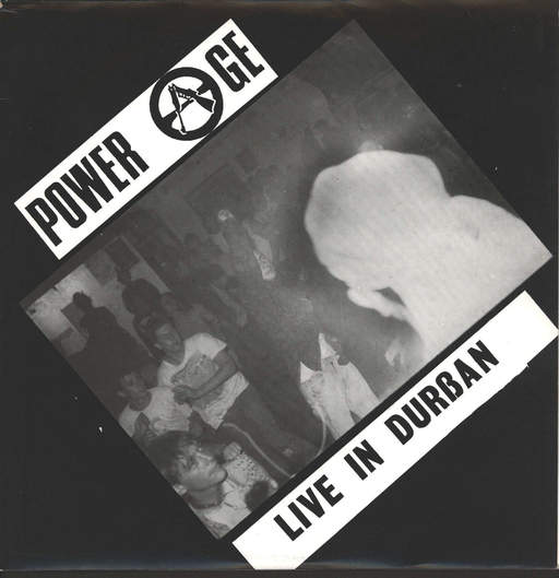 Powerage: Live In Durban, LP (Vinyl)