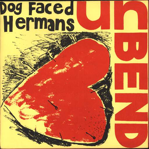 "Dog Faced Hermans: Unbend, 7"" Single (Vinyl)"