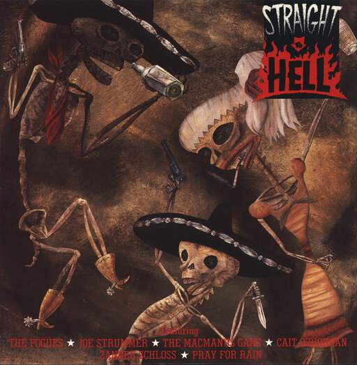 Various: Straight To Hell, LP (Vinyl)