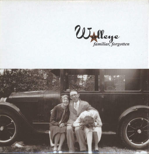 Walleye: Familiar, Forgotten, LP (Vinyl)