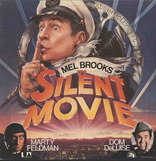 John Morris: Silent Movie (Original Motion Picture Score), LP (Vinyl)