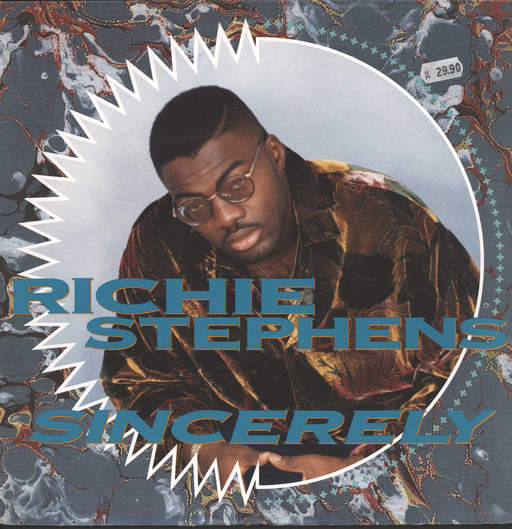 Richie Stephens: Sincerely, LP (Vinyl)