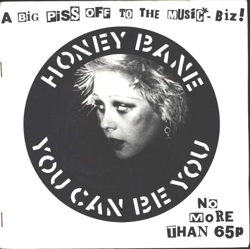 "Honey Bane: You Can Be You, 7"" Single (Vinyl)"