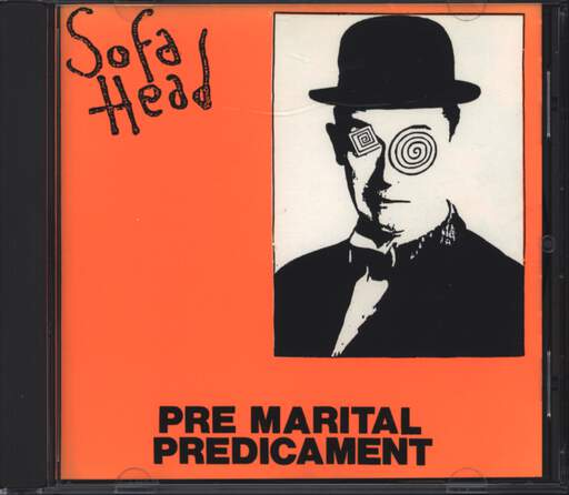 Sofa Head: Pre Marital Predicament, CD