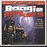 "The Boogie Punkers: The Boogie Punkers / The X-Ray Men, 10"" Vinyl EP"