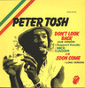 "Peter Tosh: Don't Look Back (Dub Version) / Soon Come (Long Version), 12"" Maxi Single (Vinyl)"