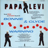 "Papa Levi: Bonnie & Clyde / Warning, 12"" Maxi Single (Vinyl)"