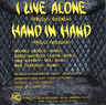 "Cynics: I Live Alone / Hand In Hand, 7"" Single (Vinyl)"